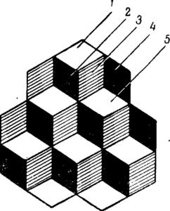 Рис. 26.Сколько кубиков?