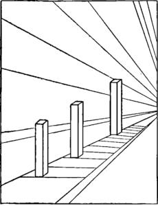 Рис.30. Иллюзияперспективы